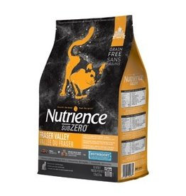 Dog & cat Nutrience Grain Free Subzero for Cats - Fraser Valley - 1.13 kg (2.5 lbs)