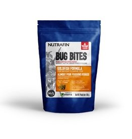 Aquaria Nutrafin Bug Bites Goldfish Medium-Large 5-7mm Sticks for Goldfish