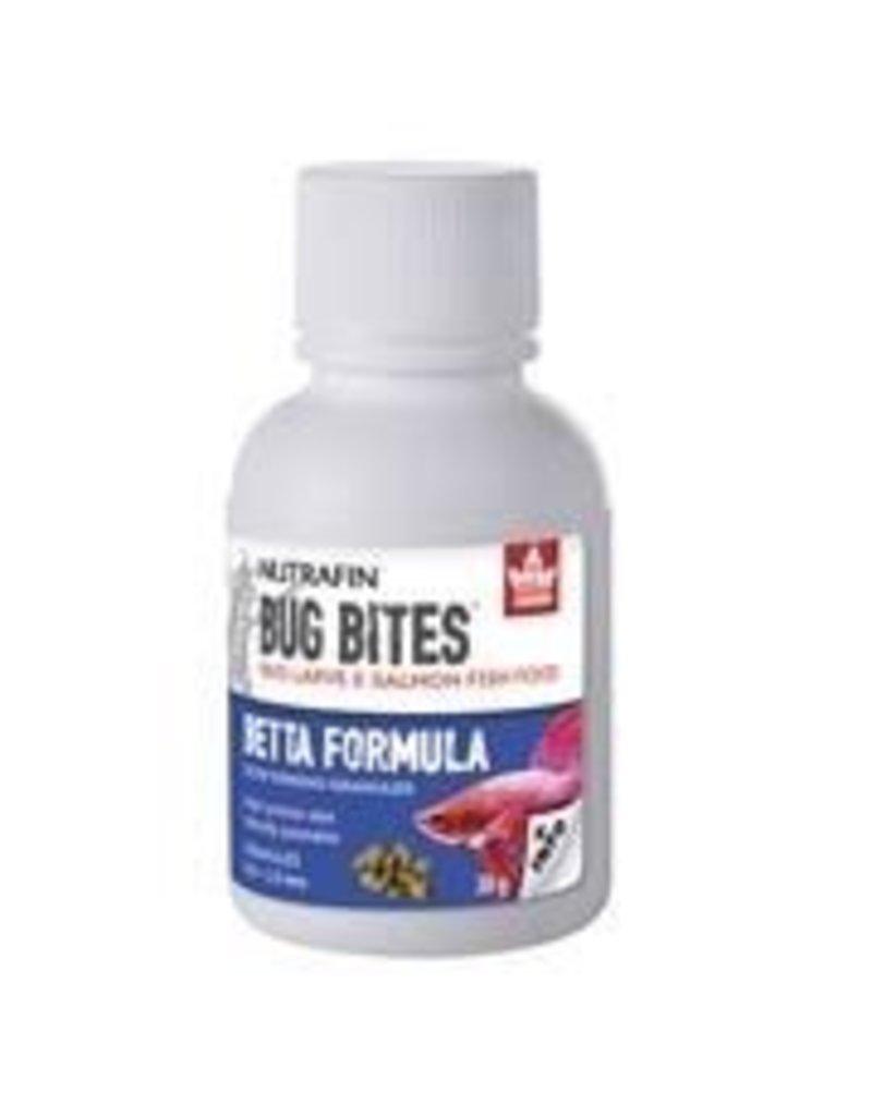 Aquaria Nutrafin Bug Bites Betta Formula - 30g
