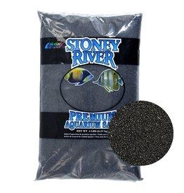 Aquaria (P) Aqua Sand - Black - 5 lb