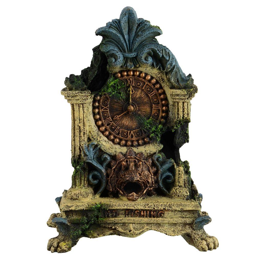 Aquaria (D) UT ANTIQUE CLOCK