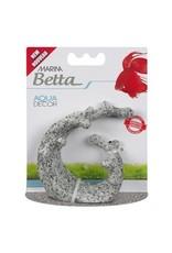 Aquaria Marina Betta Aqua Decor Ornament - Granite Wave