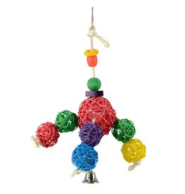 Bird (W) AT Birdie Jingle Octo Balls