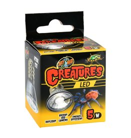 Reptiles Zoo Med Creatures LED Lamp - 5 W