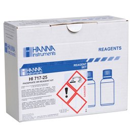 Aquaria (W) Phosphate High Range Reagent Set for HI 717 Checker HC - 40 Tests