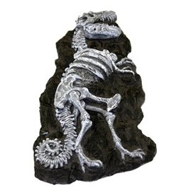 Aquaria (D) Blue Ribbon Aquarium Decor Fossil Finds T-Rex