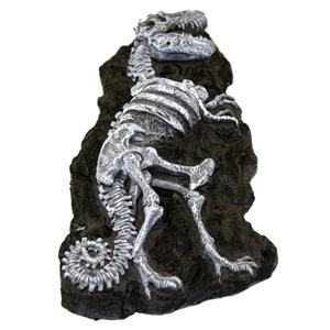 Aquaria (D) Blue Ribbon Aquarium Decor Fossil Finds T-Rex