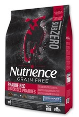Dog & cat Nutrience Grain Free Sub Zero - Prairie Red, 5 kg