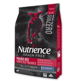 Dog & cat Nutrience Grain Free Sub Zero - Prairie Red, 5 kg