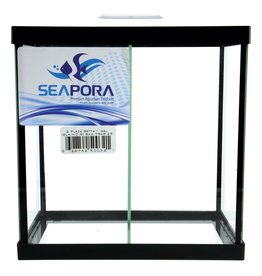 Aquaria SE Betta Aquarium - 2 Compartments - 1 gal