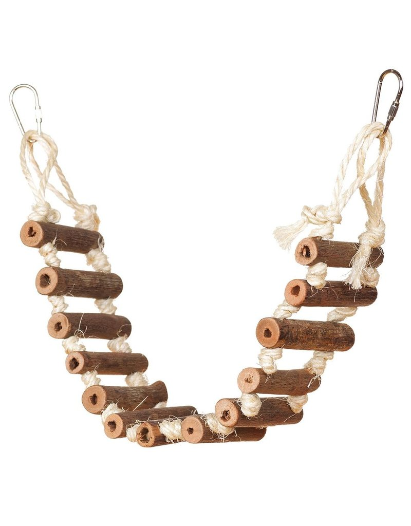 Bird Naturals Rope Bird Ladder - 20""