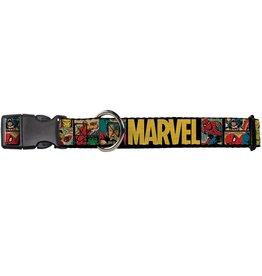 Dog & cat (D) Marvel Comics Collar - Large