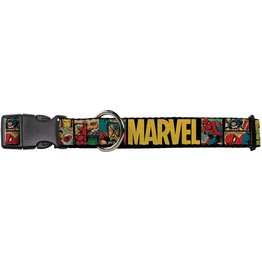 Dog & cat Marvel Comics Collar - Medium
