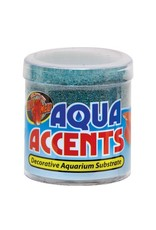 Aquaria (D) Aqua Accents Decorative Substrate - Terminator Teal Sand - 0.5 lb