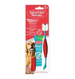 Dog & cat (D) Petrodex VS Dental Kit for Adult Dogs, 2.5 oz