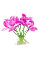"""Aquaria Marina Betta Pink Orchid - 2.75"""""""