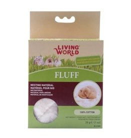 Small Animal Living World Hamster Fluff - 28 g (1 oz)