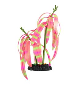 Aquaria (W) UT Glow Action Striped Color Tree - Rose/Green