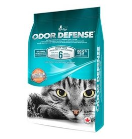 Dog & cat Cat Love Odor Defense Unscented Premium Clumping Cat Litter - 12 kg (26.5 lb)