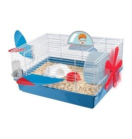 Small Animal (D) Living World Hamst-Air Interactive Hamster Habitat - 46 x 29.5 x 22.5 cm (18.1 x 11.6 x 8.9 in)