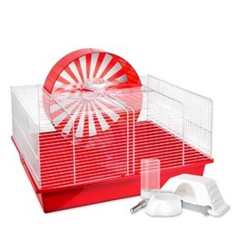 "Small Animal (D) Living World Hamsterval Interactive Hamster Habitat - 50 x 35 x 36 cm (19.7"" x 13.8"" x 14.2"")"
