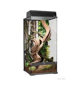 """Reptiles Exo Terra Natural Glass Terrarium - Small - X-Tall - 45 x 45 x 90 cm (18"""" x 18"""" x 36"""")"""