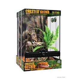Reptiles (W) Exo Terra Crested Gecko Habitat Kit - Small - 30 x 30 x 45cm
