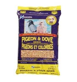 Bird (W) Hagen Pigeon & Dove Staple VME Seed - 2.72 kg (6 lb)