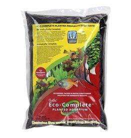 Aquaria (W) Eco-Complete Planted - Standard - Black - 20 lb