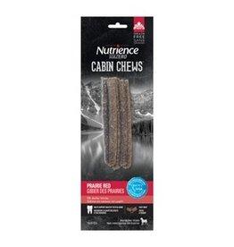 Dog & cat (W) Nutrience Subzero Cabin Chews Elk Antler Sticks - Prairie Red - 110 g (5 x 22 g)