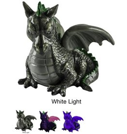 Aquaria GloFish Color-Changing Dragon Ornament Medium
