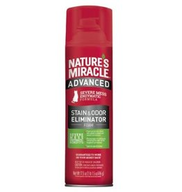 Dog & cat Nature's Miracle Advanced Cat Stain & Odor Foam Aerosol 17.5oz