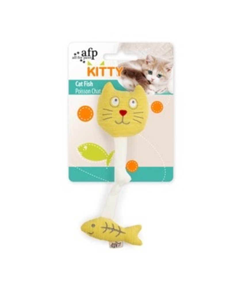 Dog & cat (D) All for Paws - Kitty Cat Fish