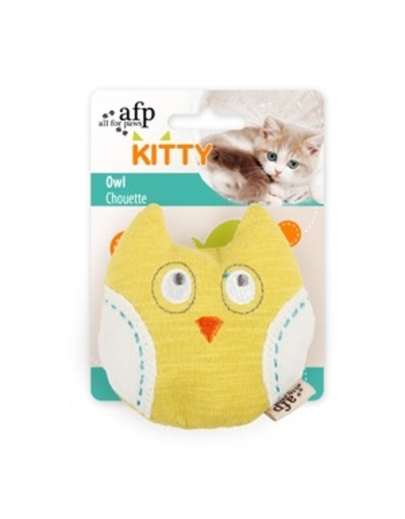 Dog & cat (W) All for Paws - Kitty Owl