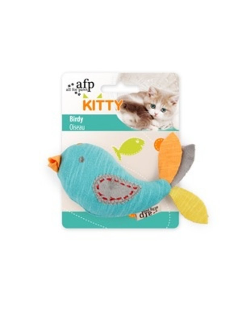 Dog & cat (D) All for Paws - Kitty Birdy