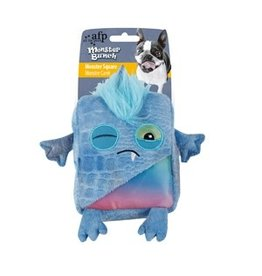 Dog & cat All for Paws - Monster Bunch Square - Blue