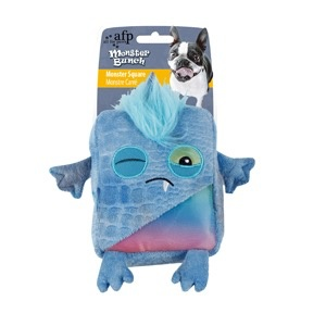 Dog & cat (W) All for Paws - Monster Bunch Square - Blue