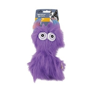 Dog & cat (W) All for Paws - Monster Bunch Fluffy - Purple