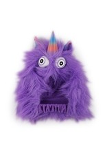 Dog & cat (W) All for Paws - Monster Bunch Hood - Purple