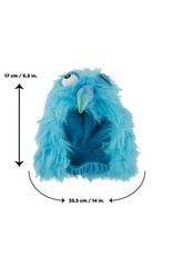 Dog & cat (D) All for Paws - Monster Bunch Hood - Blue