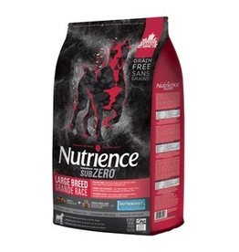 Dog & cat Nutrience Grain Free Subzero for Large Breed Dogs - Prairie Red - 10 kg (22 lbs)