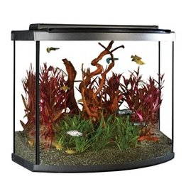 Aquaria (W) Fluval Premium Aquarium Kit with LED - 26 Bow - 98 L (26 US Gal)