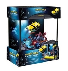 Aquaria MA Deep Sea Exploration Aquarium Kit 17L/4.5 Gal