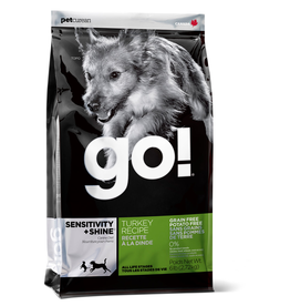 GO! GO! LID Turkey for Dogs 25lbs
