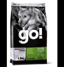 GO! GO! LID Turkey for Dogs 25lbs