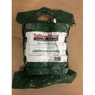Tollden Farms TF Beef & Vegetable Patties 8lbs