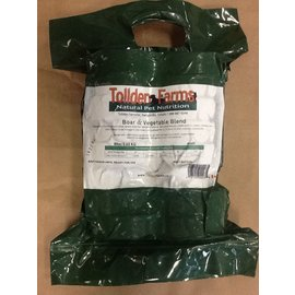 Tollden Farms TF Boar & Vegetable Patties 8lbs