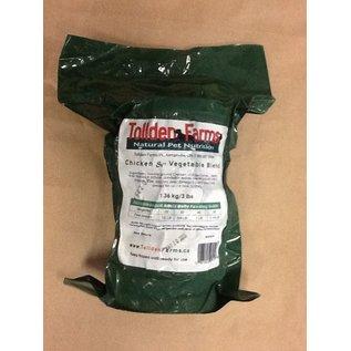 Tollden Farms TF Chicken & Vegetable Patties 3lbs
