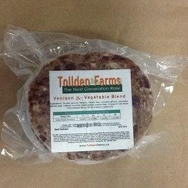 Tollden Farms TF Venison & Vegetable Patties 1lb