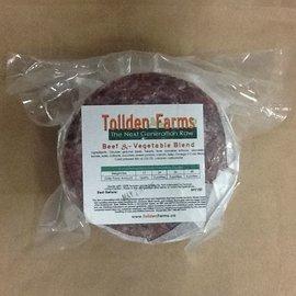 Tollden Farms TF Boar & Vegetable Patties 1lb